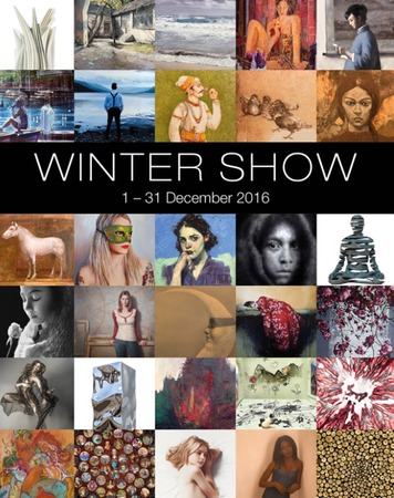 Winter Show Ad Cover