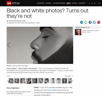 Kelvin Okafor CNN