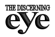 Discerning Eye logo