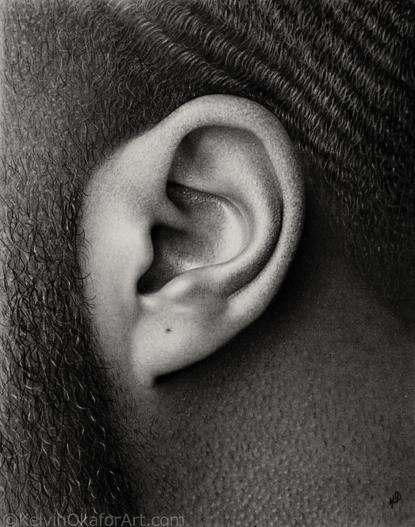 Identity Series - Ear