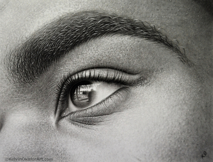 Identity Series - Eye