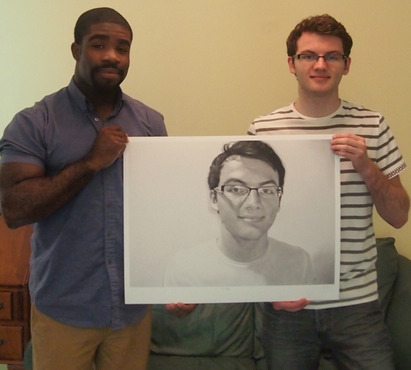 Autographed Print with Stephen Sutton
